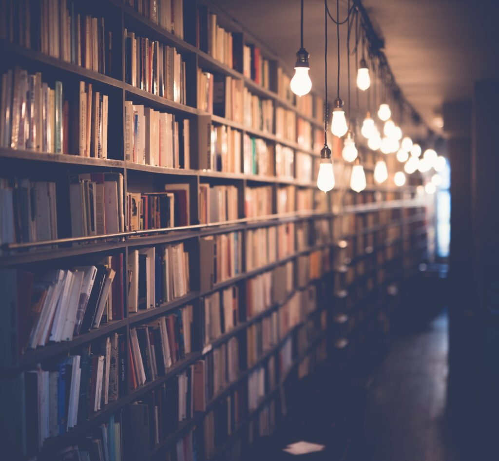 blur book stack books bookshelves 590493
