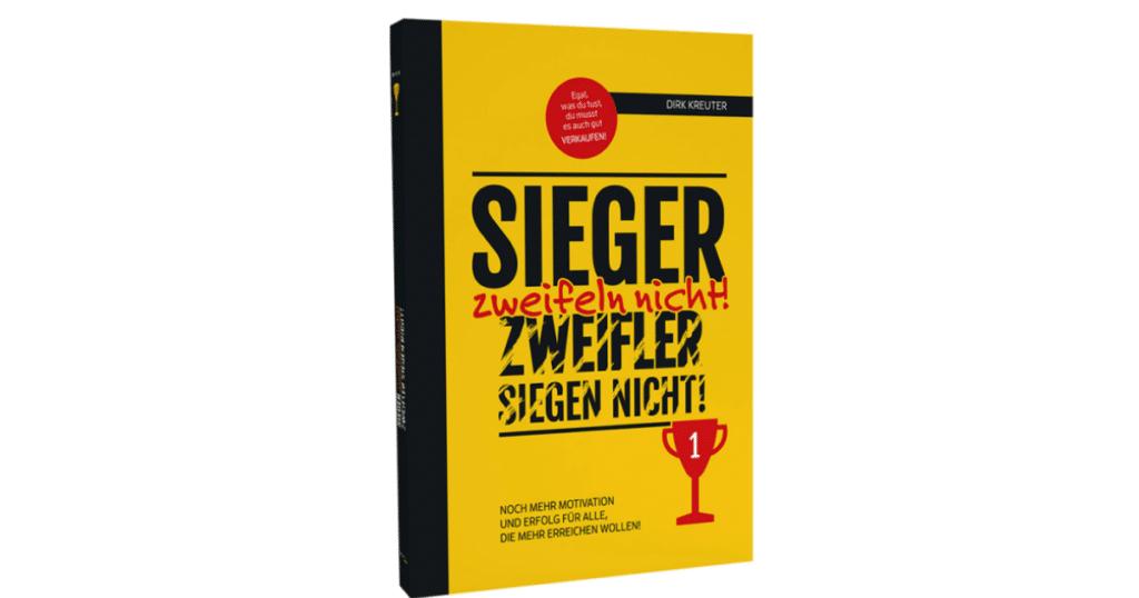 Buch Sieger zweifeln nicht Dirk Kreuter